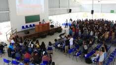 Grupo de Louvor da Área de Linhares (ES) participa de uma reunião especial