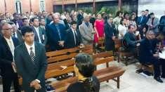 Obreiros e Diáconos de Ponte Nova (MG) participam de ceia