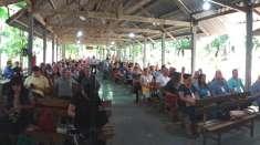 Obreiros e professores de classes participam de seminário no Maanaim de Cacoal