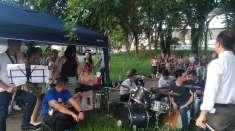 Igreja Cristã Maranata realiza culto evangelístico em Volta Redonda (RJ)