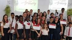 Projeto Aprendiz de Dom Cavati (MG) conclui a 3ª etapa