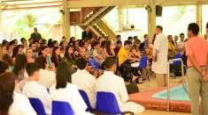Igrejas Cristã Maranata participam de batismos na primeira semana de novembro