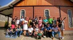 Evangelizações realizadas durante o mês de agosto de 2019