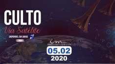 Mensagem sobre Organização e Método - 05/02/2020