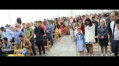 Culto de vigília e consagração do Maanaim de Portugal