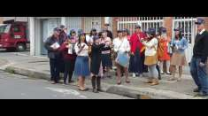 Igreja Cristã Maranata dá assistência na Colômbia