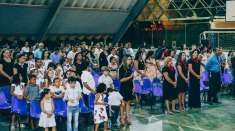 Igreja Cristã Maranata de Montes Claros (MG) realiza culto de evangelização
