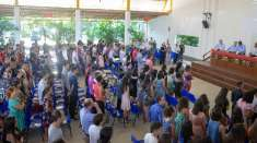 Seminário de Jovens no Maanaim de Carapina, Serra (ES)
