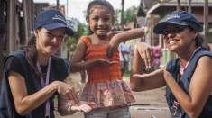 Crianças e adolescentes com deficiência recebem ensino adaptado na Igreja Cristã Maranata
