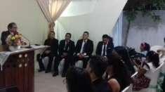Igreja Cristã Maranta na Bolívia completa 10 anos