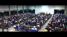 Maanaim de Guarapari (ES) reúne mais de 1.000 pessoas em culto especial