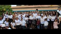 Novos instrumentistas e intérpretes de Libras são formados na Igreja Cristã Maranata