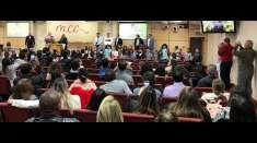 Cerca de 360 pessoas participam de seminário em Londres, Inglaterra