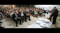 Igrejas Cristã Maranata realizam ceias em glorificação a Deus pelo ano de 2019
