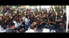 Jovens da área de Muriaé, MG, se dedicam a programação evangelística