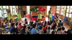 Seminário reúne crianças no Maanaim de Pernambuco