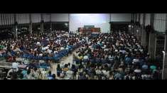 Seminário e Culto de evangelização no Maanaim de Salvador, BA