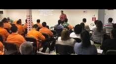 Instituições públicas e privadas recebem membros da Igreja Cristã Maranata para cultuar a Deus