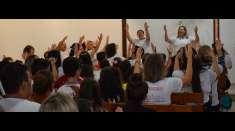 Seminário de crianças, intermediários e adolescentes da Igreja Cristã Maranata