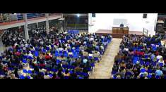 Igreja Cristã Maranata completa 41 anos em Cachoeiro de Itapemirim, ES