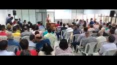 Maanaim de Portugal abrange evento voltado para obreiros