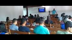 Igreja Cristã Maranata realiza seminários no interior do Amazonas