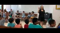 Projeto voltado para crianças e adolescentes realiza programação especial em Vitória (ES)