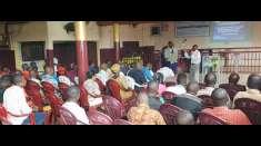 Seminário da Igreja Cristã Maranata em República de Guiné, país africano