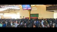 Reuniões especiais envolvem jovens da Igreja Cristã Maranata