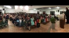 Igrejas Cristã Maranata de Posto da Mata (BA) realizam programações especiais