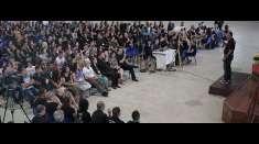 Seminário é ministrado diretamente em Libras no Maanaim de Cariacica (ES)