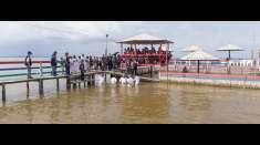 Equipe da 6ª Missão Amazônia chega a Bagre, PA