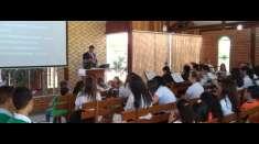 Formandos do Projeto Aprendiz 2018 participam de cultos especiais
