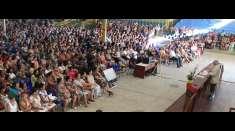 Seminário da Igreja Cristã Maranata reúne senhoras em todo o Brasil e exterior