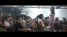 Culto em Volta Redonda (RJ) é transmitido no Guatemala