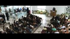 Culto de Passamento do irmão Albuino Cunha de Azeredo