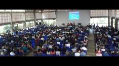 Reunião especial é realizada no Maanaim de Guarapari (ES)