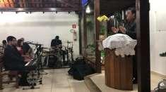 Área de Pinheiros (ES) participa de cultos de ceia