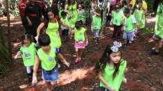 Atividades do Unidos em Família VI envolvem conscientização ambiental