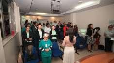 Igreja Cristã Maranata realiza culto em Hospital em Ponte Nova, MG