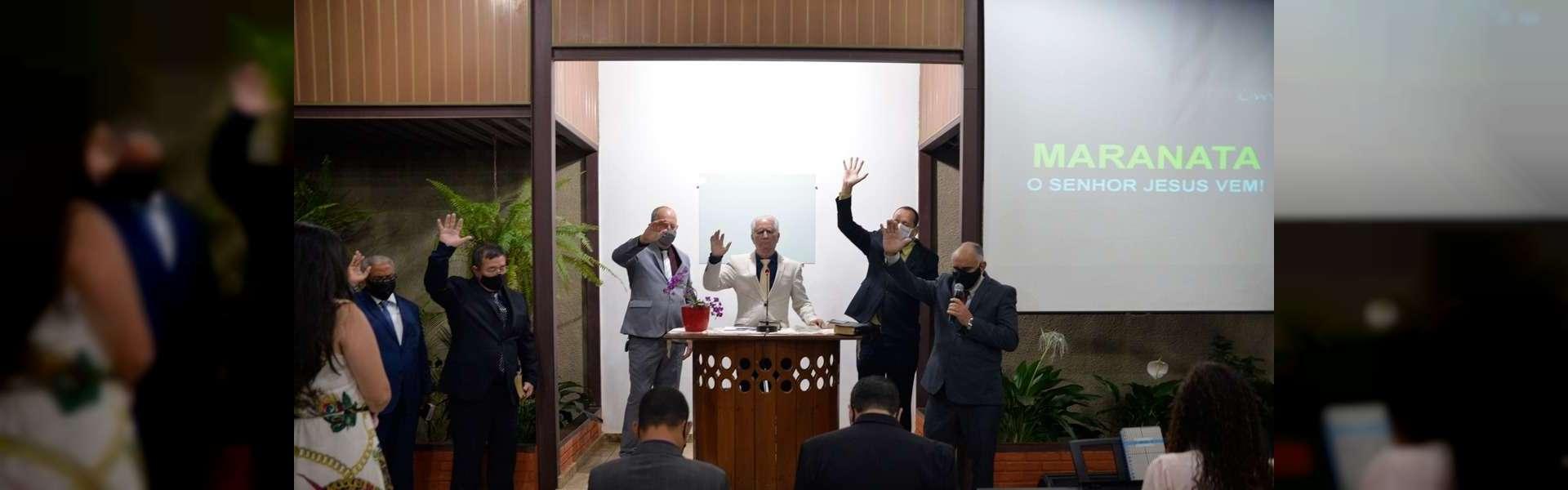 Igreja Cristã Maranata realiza cultos de levantamento de Ungidos e Pastores