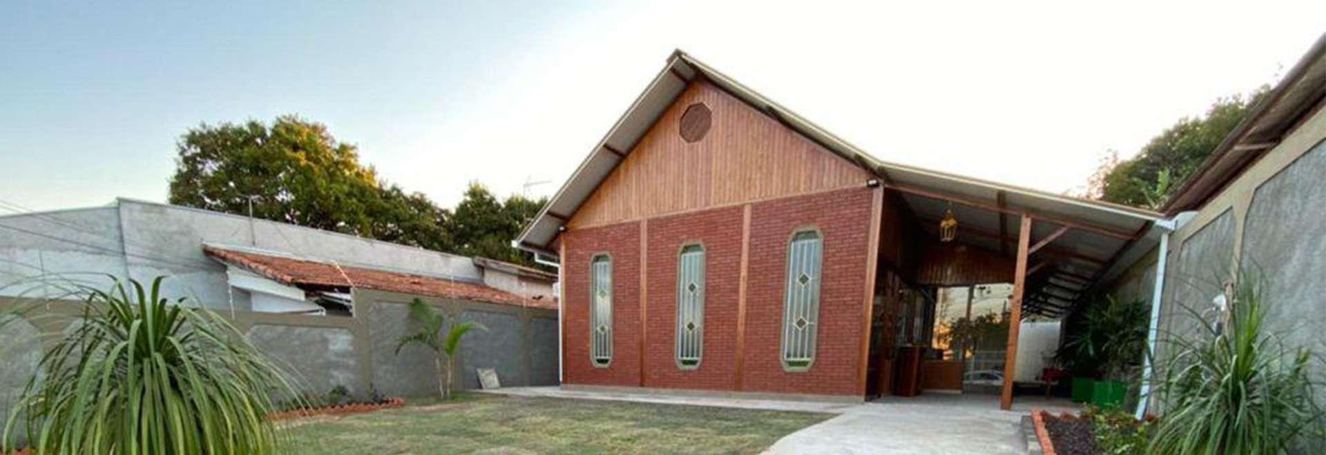 Igreja Cristã Maranata consagra novos templos no Brasil
