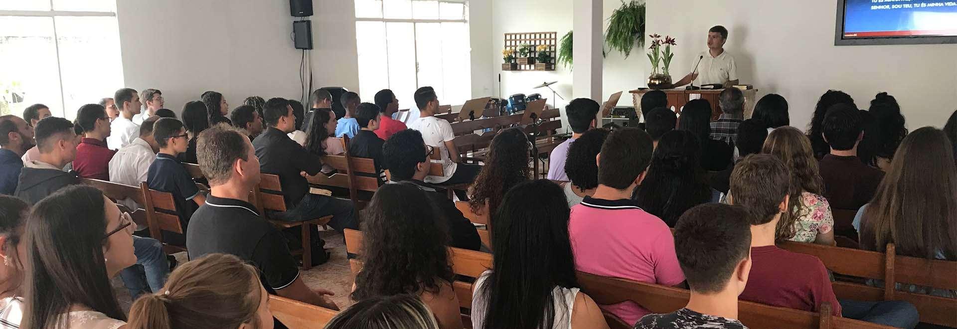 Seminário de Jovens é transmitido para todo o Brasil