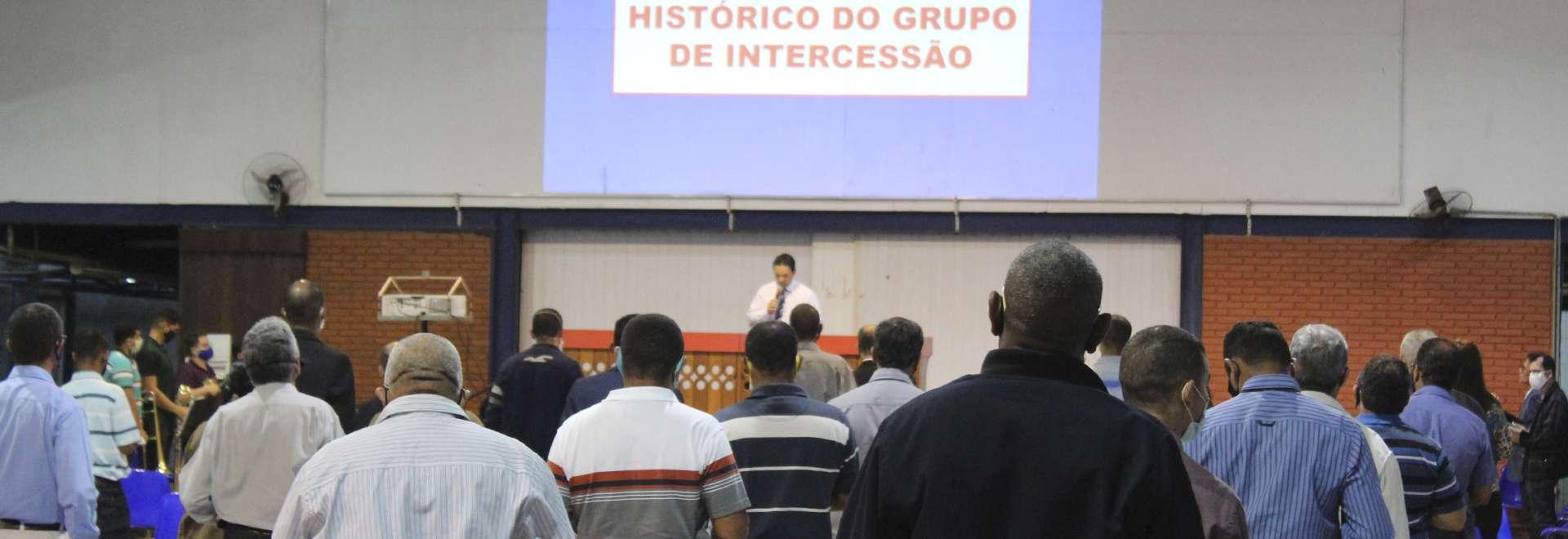 Igreja Cristã Maranata relembra, em mês festivo, o surgimento do Grupo de Intercessão