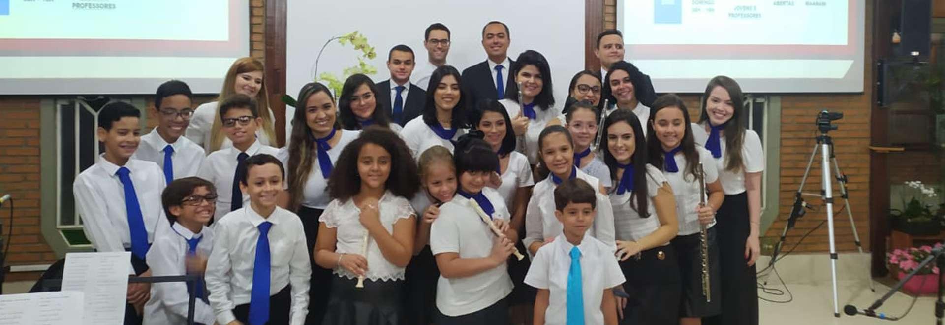 Projeto Aprendiz da Igreja Cristã Maranata avança em Goiânia, GO