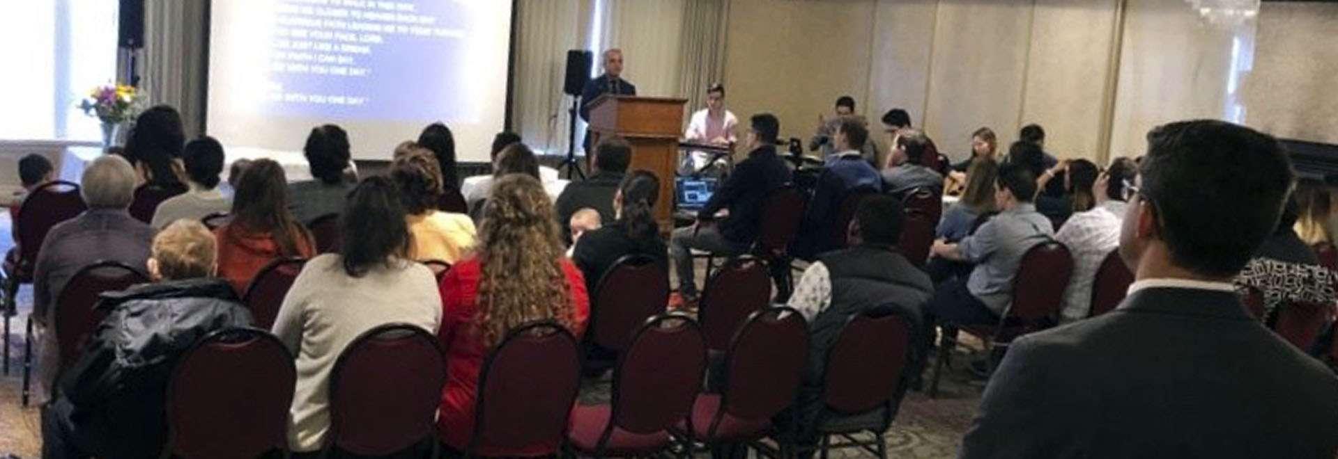 Membros da Igreja Cristã Maranata no Canadá alcançam renovo espiritual em eventos