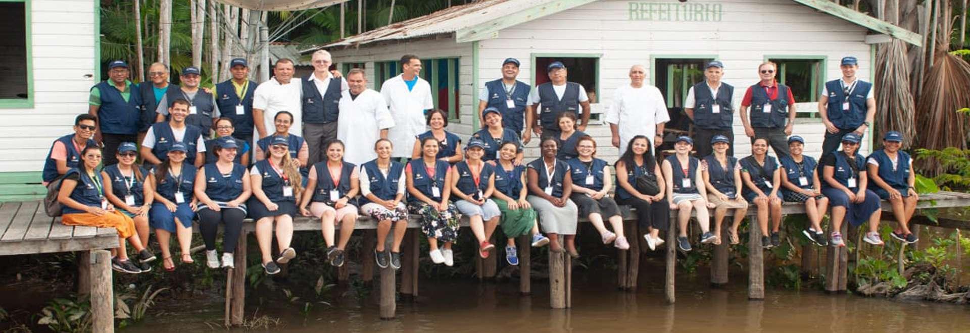 Oitava Missão Amazônia - Experiência