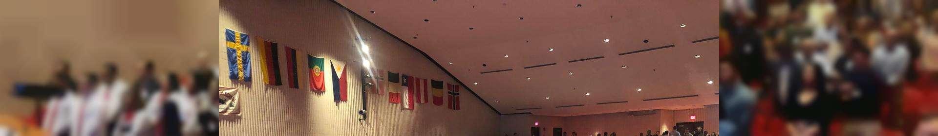 Norte-americanos participam de seminário em Connecticut, EUA