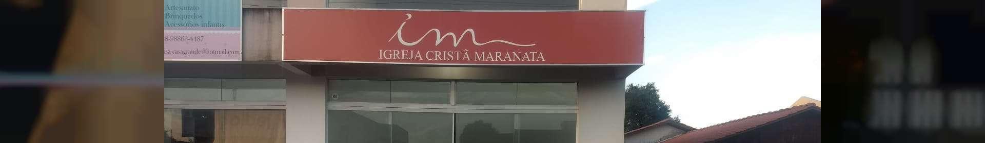 Igrejas Cristã Maranata são consagradas em Santa Catarina, Pernambuco e Minas Gerais