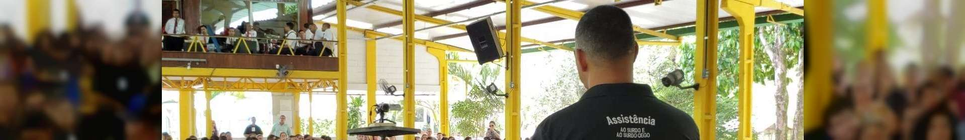 Seminário em Libras é um marco para a região de Alagoas